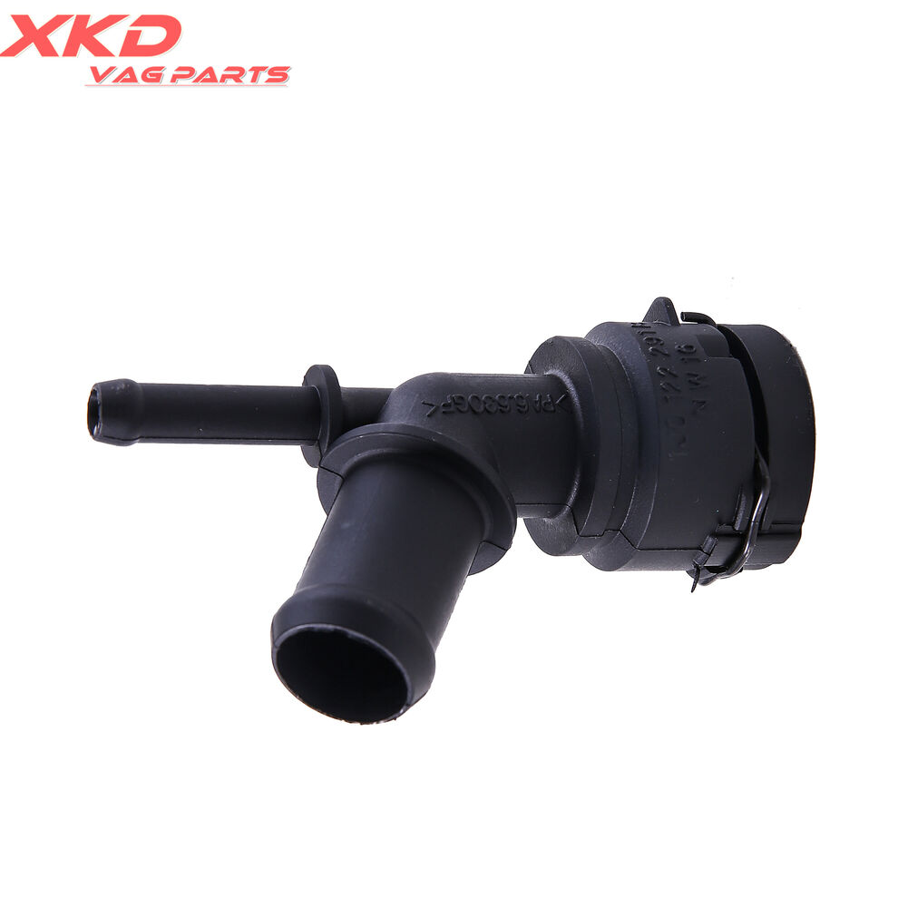 Cooling coolant hose connector for vw beetle jetta golf