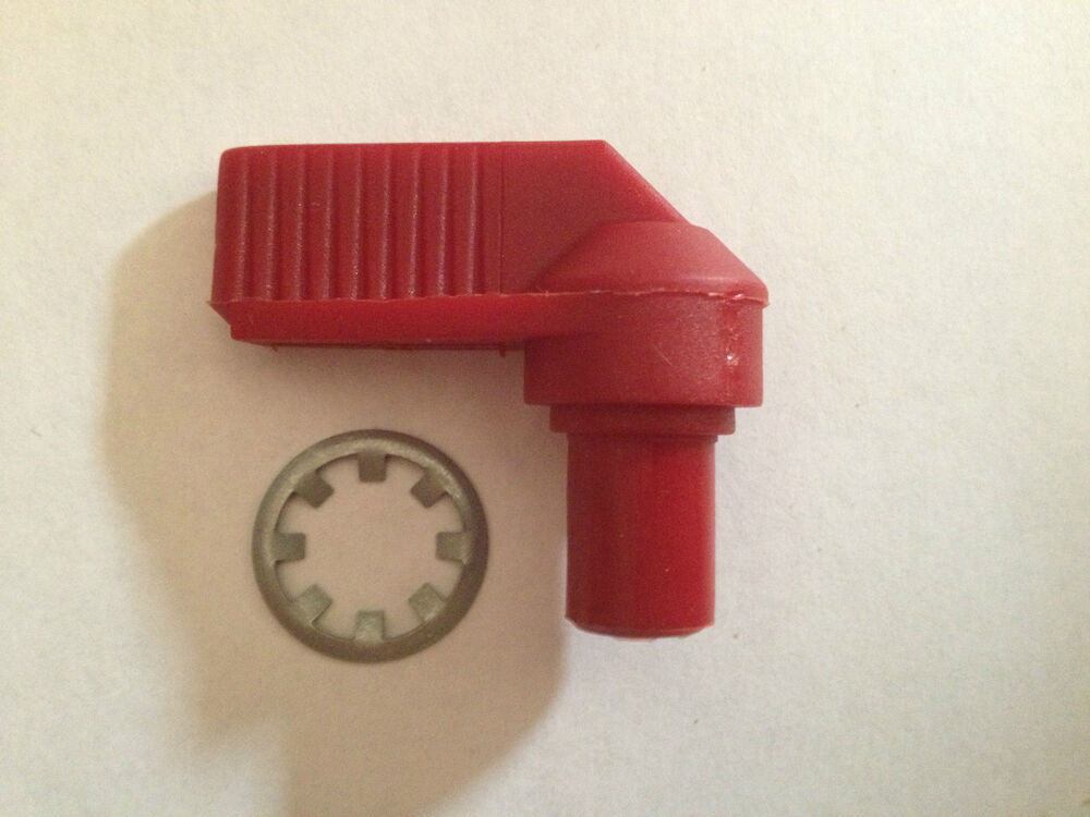 1 Trimark Dead Bolt Red Thumb Turn Lock Parts Replacement