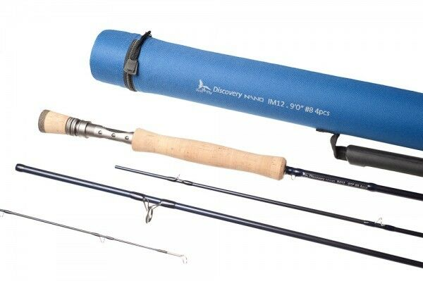 how to tell the wheight of a fly rod