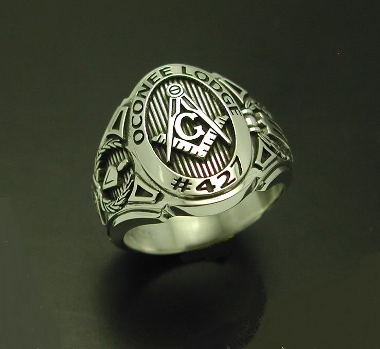Cigar Style Ring