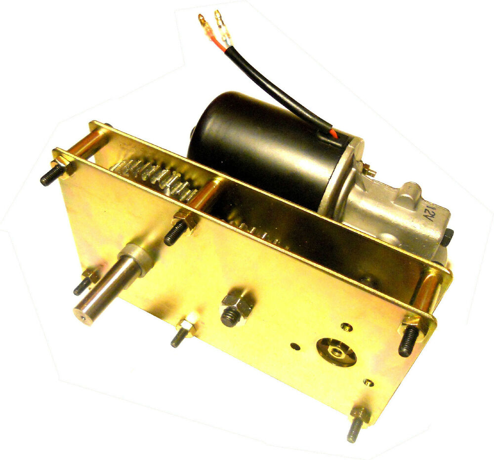 High torque reversible 12v dc 5rpm low speed gear motor for Low rpm electric motor for rotisserie