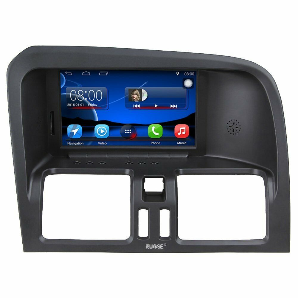 Android touch screen auto gps satnav stereo headunit for for Ebay motors app for android
