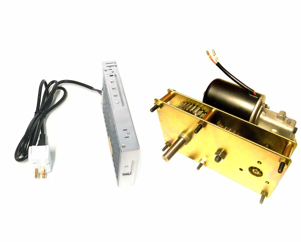 110vac 220vac 12vdc 5rpm spit smoker bbq pig hog for Bbq spit motors electric