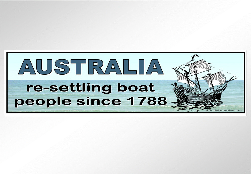 boat people of australia perception of Attitudes toward indigenous australians and asylum seekers: vulnerable group of people how do australians toward indigenous australians and asylum seekers in.