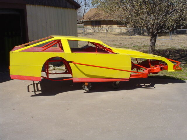 Diamond D Modified Race Cars