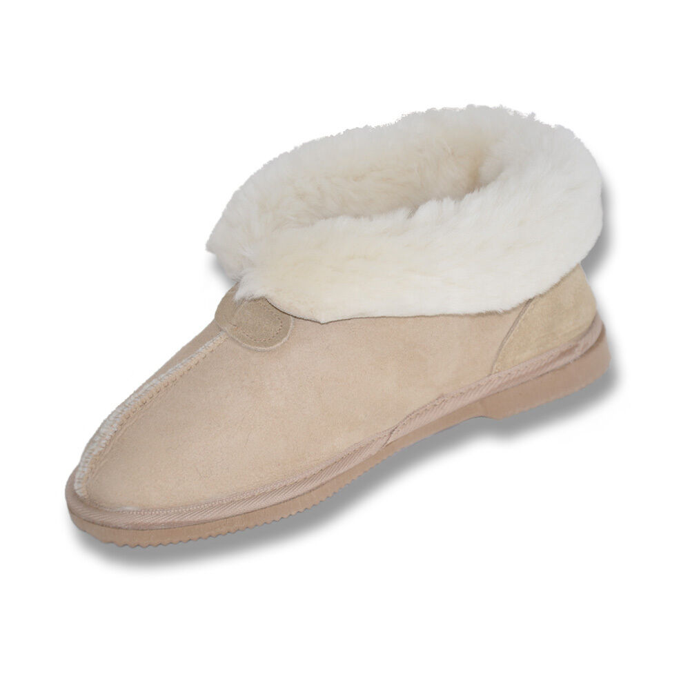 1b02eb3b653c2 Details about UGG BOOTS Women s Ladies Ugg Slippers Boots Australian Hand  Made Merino Wool