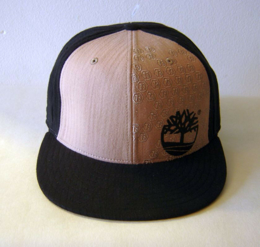 Details about NWT Timberland Fitted Baseball Cap Ball Hat 7 1 2