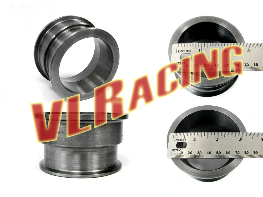 "2.5""-3"" V-band adaptor G35 G45 T4 Turbo Downpipe Adapter ..."