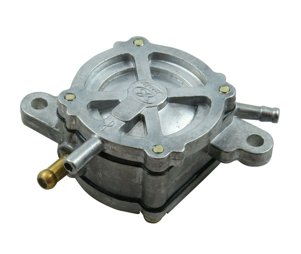 Fuel Systems For Blowers : Vacuum fuel pump honda helix cn