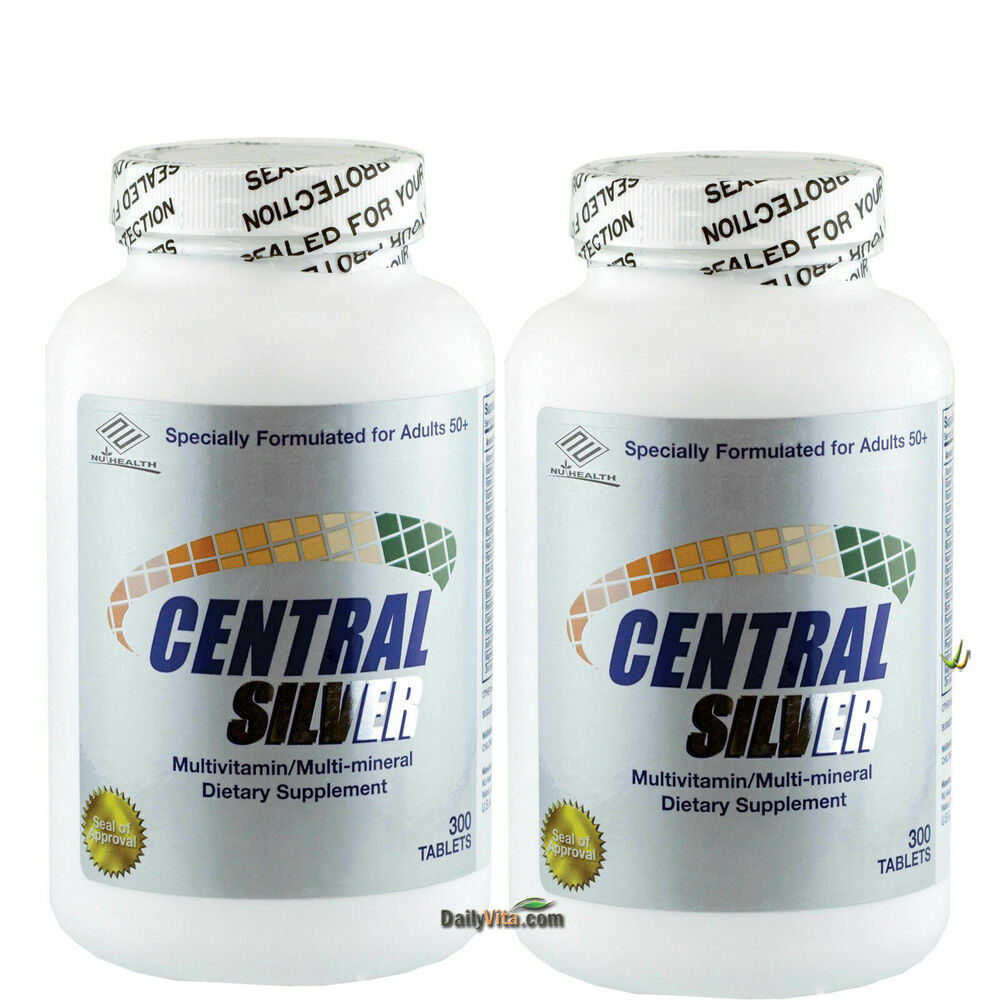 Supplements for adults over 50