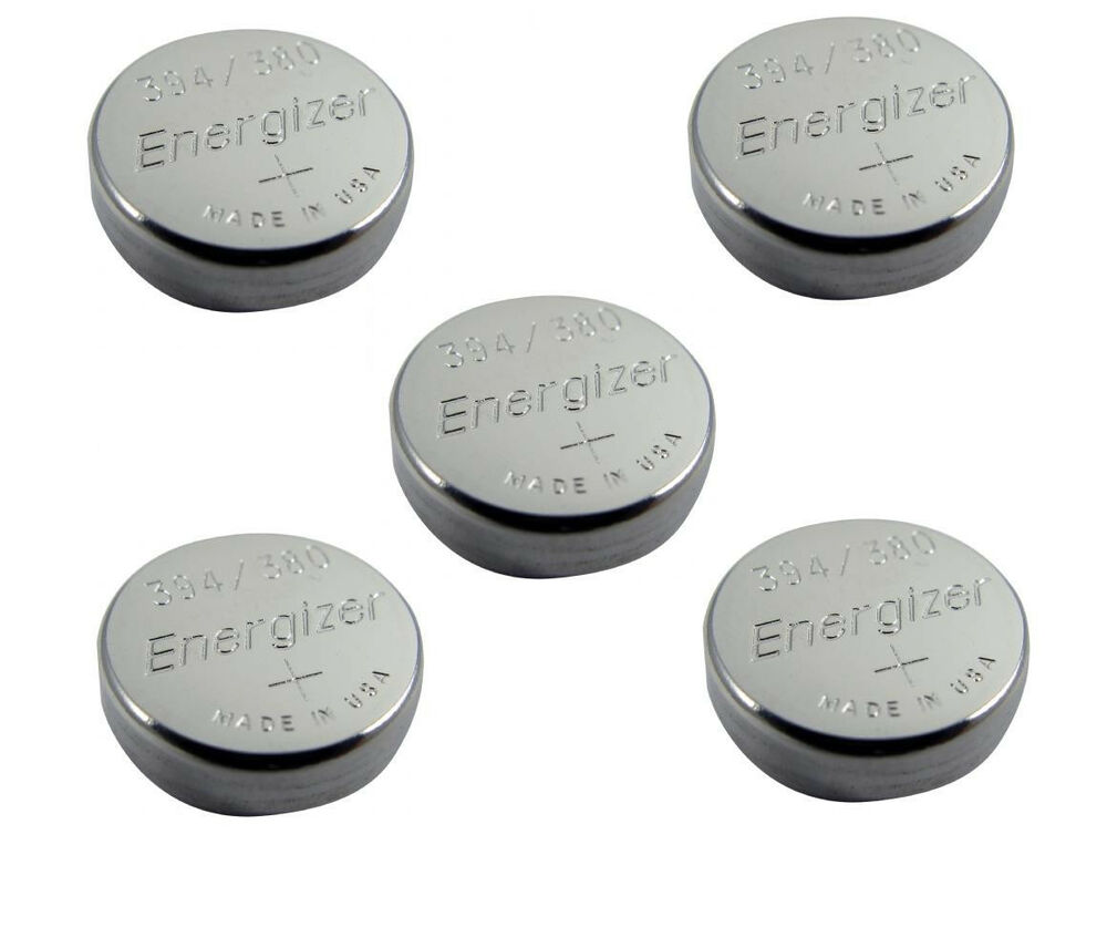 5 pk energizer 394 380 sr936sw watch batteries made in for Waschbatterie