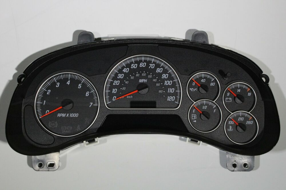 02 03 04 2002 2003 2004 FACTORY REPLACEMENT GMC ENVOY ...