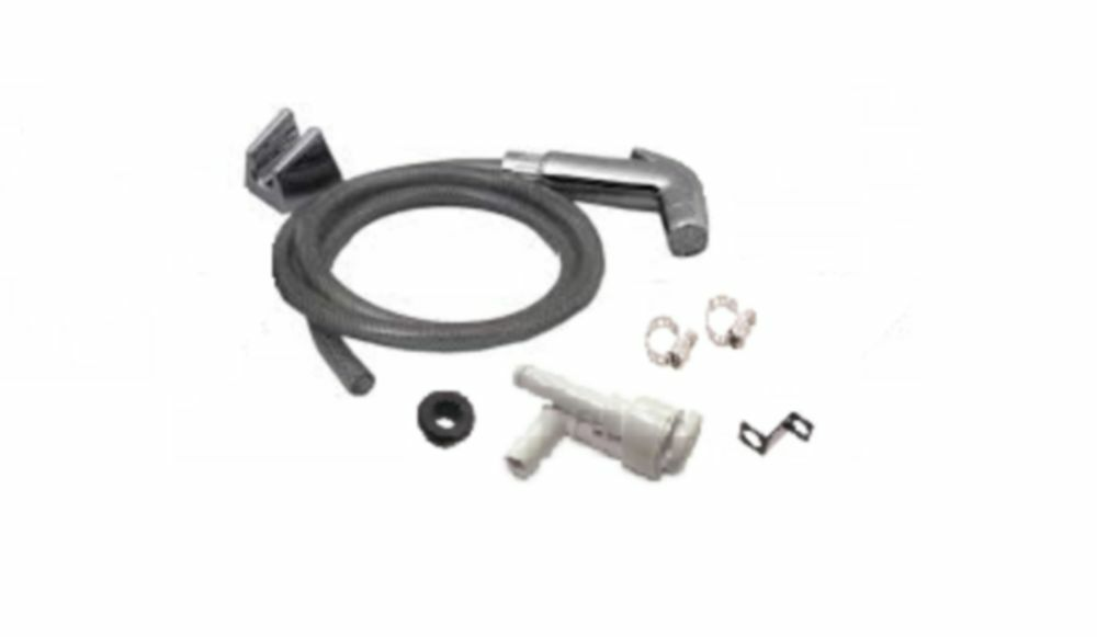 sealand dometic 385319056 vacuum breaker kit w spray toilet parts rv marine ebay