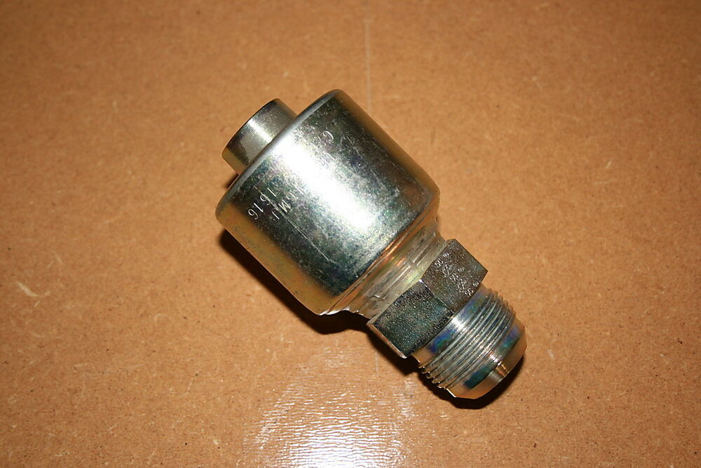 Gates g  hydraulic crimp on fitting coupler
