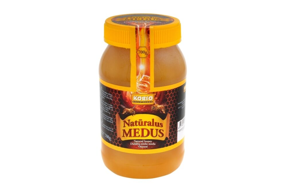 Healthy Natural Hard Honey Perfect for Tea or Sweet Sour Dishes 700g ...
