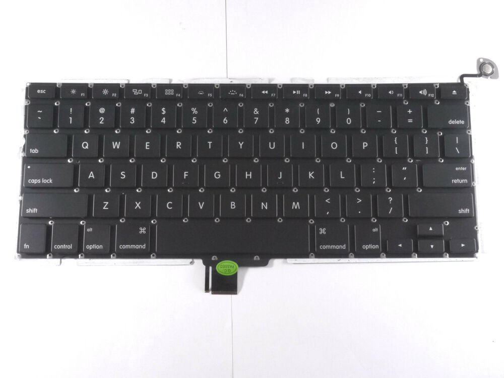USED US Keyboard Backlight for Macbook Pro 13