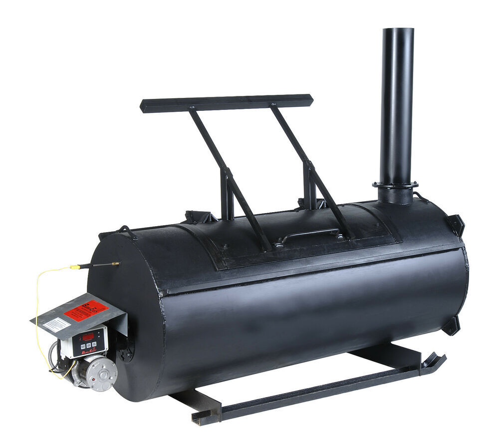 Natural Gas Fired Incinerator - 400 lb. load with cleanout ...