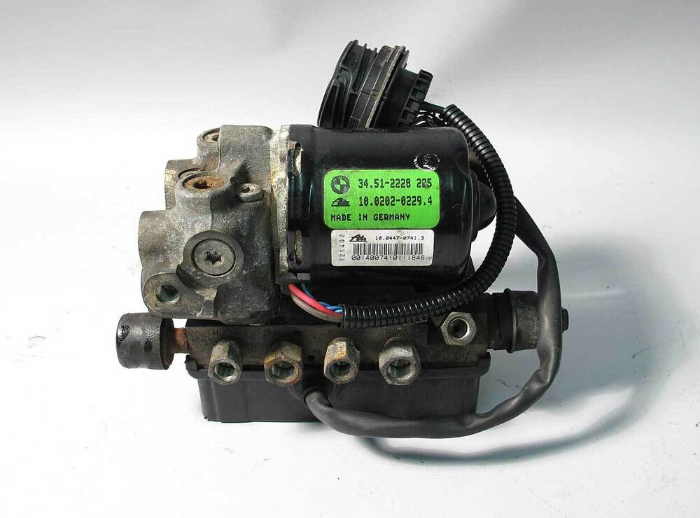 Bmw E36 M3 Abs Anti Lock Brake Hydro Pump 1996 1999 S52 Used Oem 34512228225 Ebay
