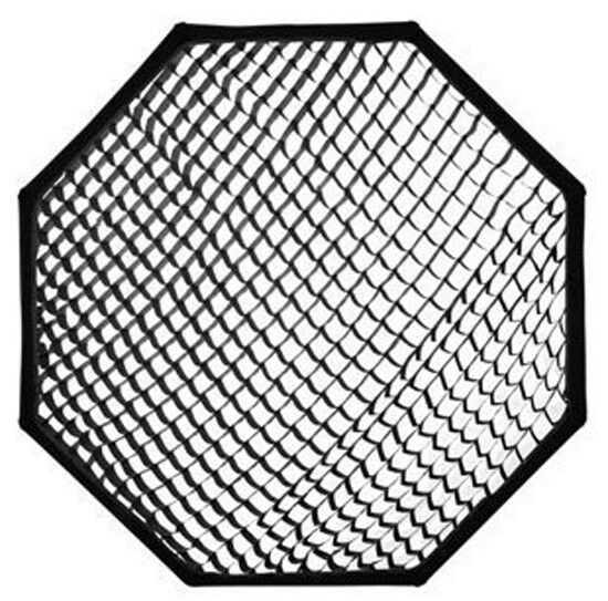 37 Octagon Honeycomb Grid Softbox With Flash Mounting For: Jinbei Grid For K-90 Octagonal Umbrella Soft Box Diameter