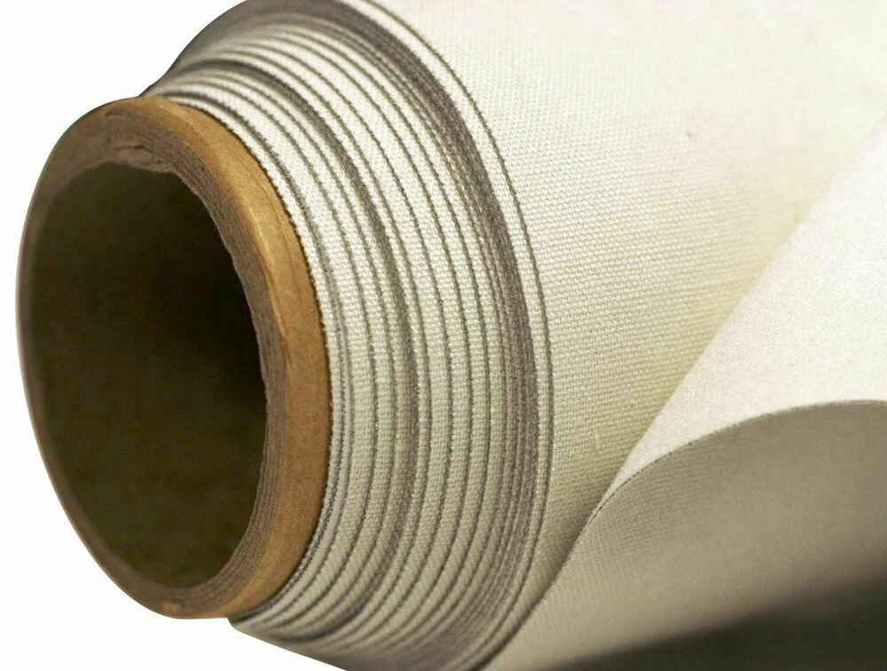Cotton Thermal Curtain Blind Lining 3pass Blackout