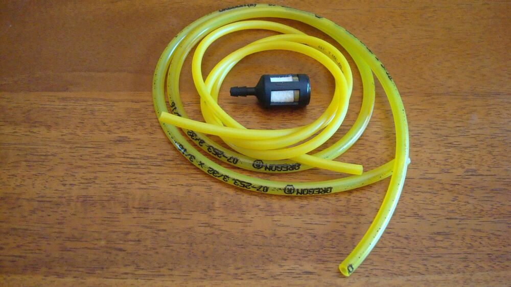 Fuel Line Fuel Filter Trimmer Chainsaws Repl Homelite