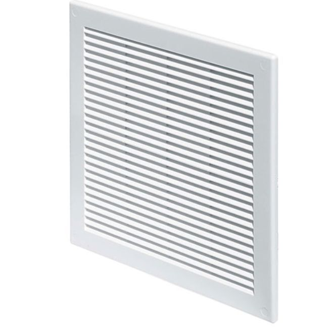 White Air Vent Grille 200mm X 300mm 8 X 12 Wall