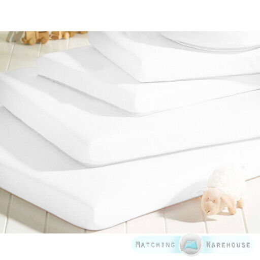 Waterproof Baby Cot & Toddler Bed Cotbed Mattresses Fully