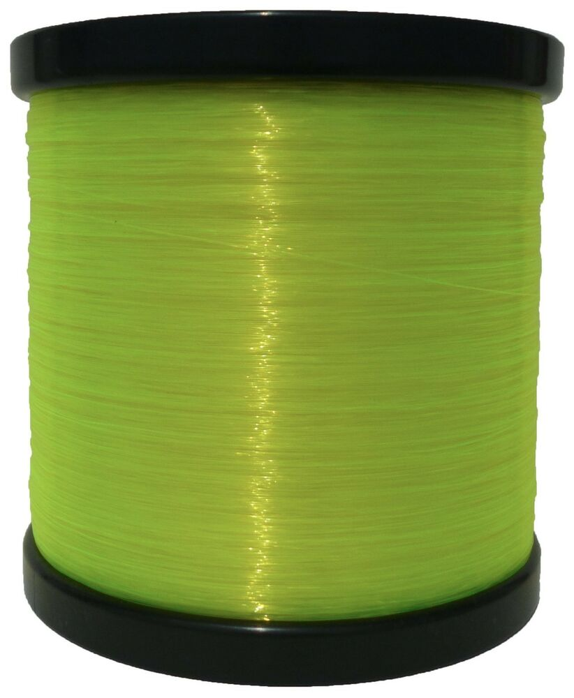 5lb spool big game monofilament fishing line hi vis for 30 lb fishing line