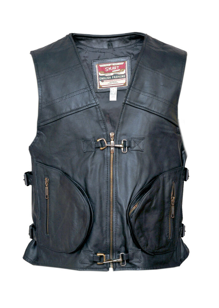 Find Men's Motorcycle Vest at J&P Cycles, your source for aftermarket motorcycle parts and accessories.