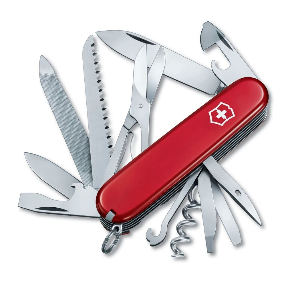 Victorinox Swiss Army Knife Ranger Red Model 53861