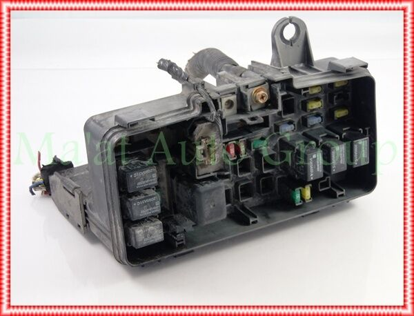 acura mdx fuse box engine bay 03 04 05 06 oem no cover 3. Black Bedroom Furniture Sets. Home Design Ideas