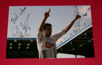 TAMIR COHEN BOLTON WANDERERS HAND SIGNED 12X8 PHOTO