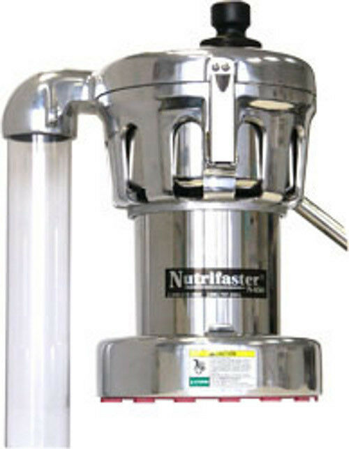 American Made Juicer ~ Nutrifaster commercial centrifugal fruit and vegetable