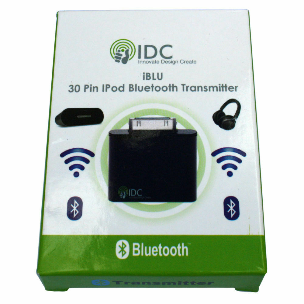 white bluetooth adapter dongle for ipod nano classic touch. Black Bedroom Furniture Sets. Home Design Ideas