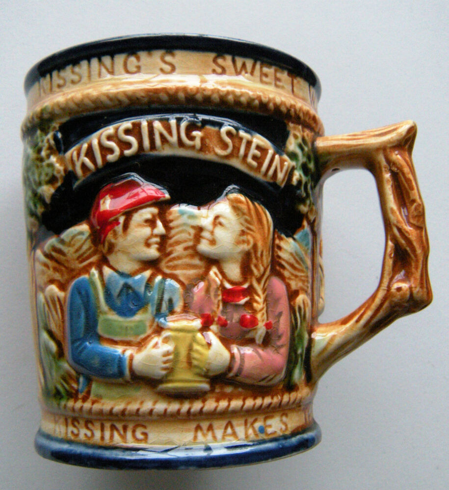 Lego Double Handle Kissing Stein Mug Ebay