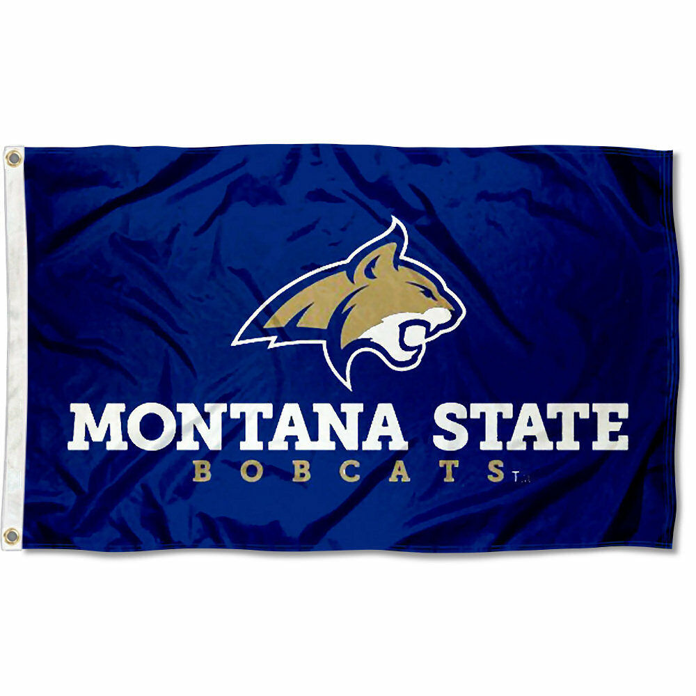 Offer Up San Diego >> Montana State University MSU Flag 3x5 Banner | eBay