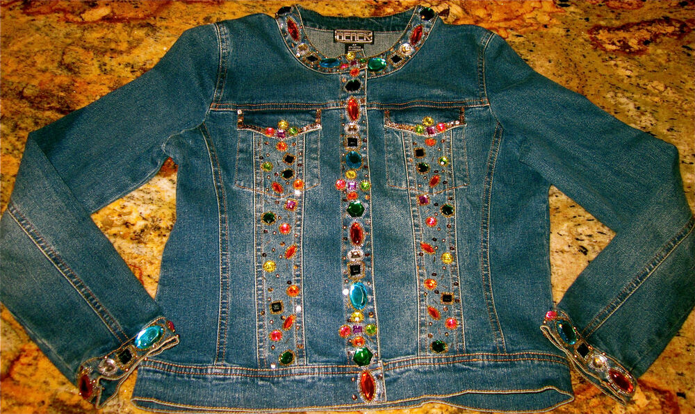 Denim Jean Jackets