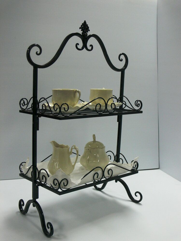 French Cake Stand
