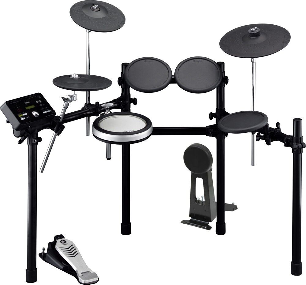 Yamaha dtx522k electronic drum set ebay for Yamaha dtx450k electronic drum set