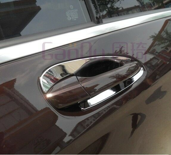 chrome door handle inserts mercedes benz w166 ml350 550