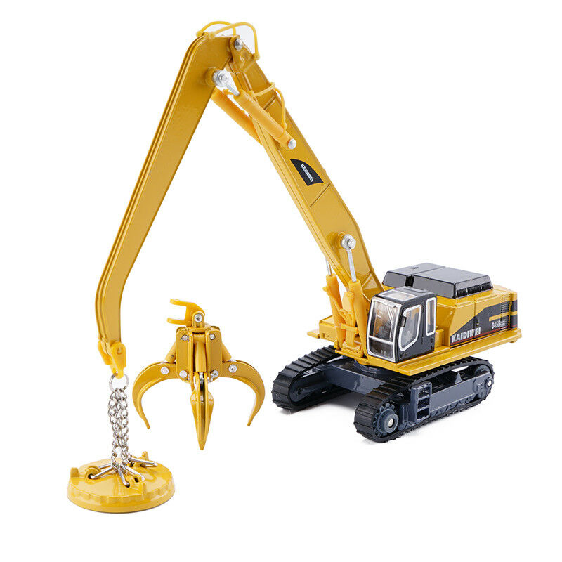 Ebay Model Cars Diecast >> KDW 1/87 Scale Diecast Material Handling Construction Vehicle Cars Model Toys | eBay