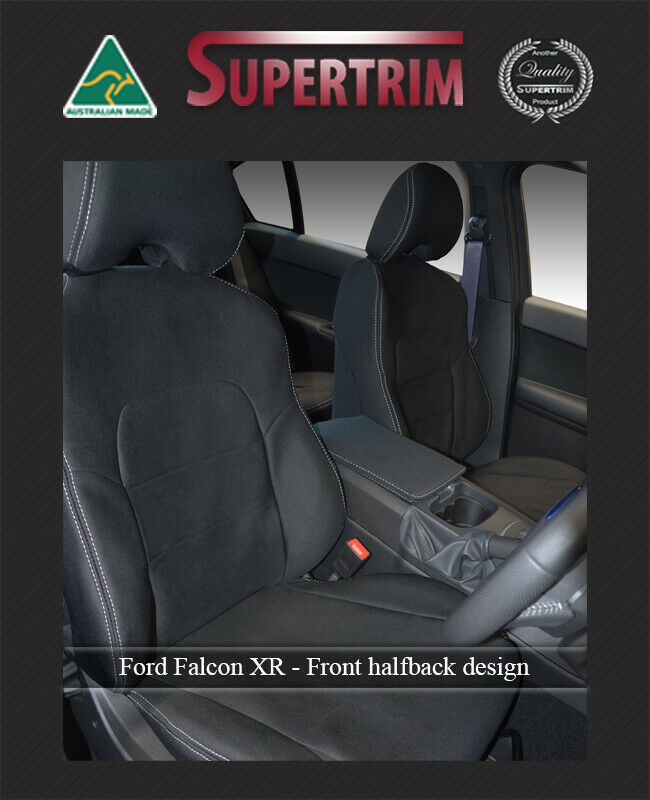 Ford Falcon Bf Fg Ba Xr6 Xr8 Front Waterproof Seat Covers