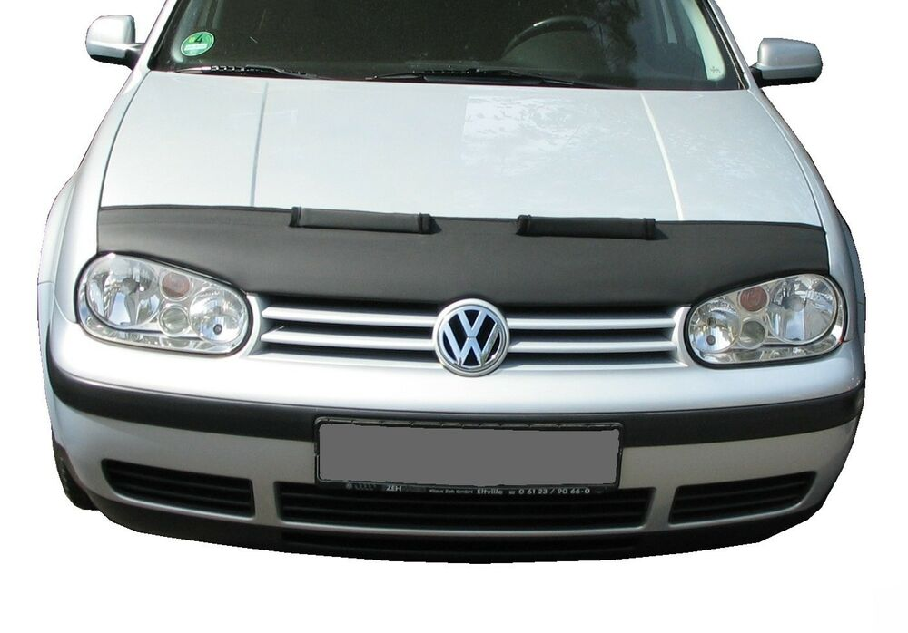 volkswagen golf 4 cabrio bra de capot prot ge car protection ebay. Black Bedroom Furniture Sets. Home Design Ideas