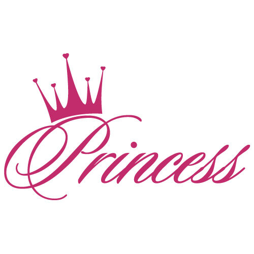 Princess Crown Home Decor