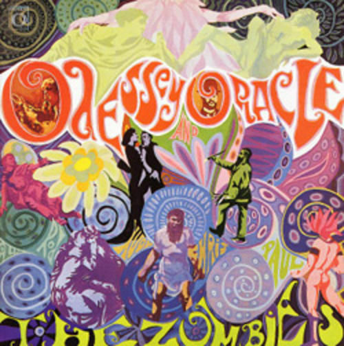 The Zombies Odessey Amp Oracle Lp Reissue New Stereo