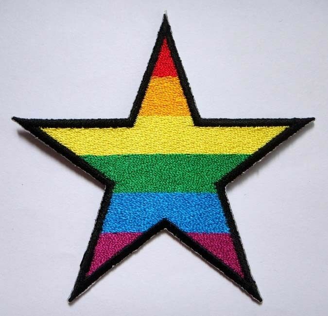 Gay Pride Star 88