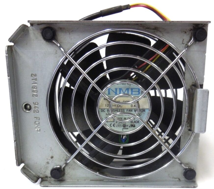 Dc Brushless Fan Motor : Nmb dc brushless fan motor kl w b vdc a