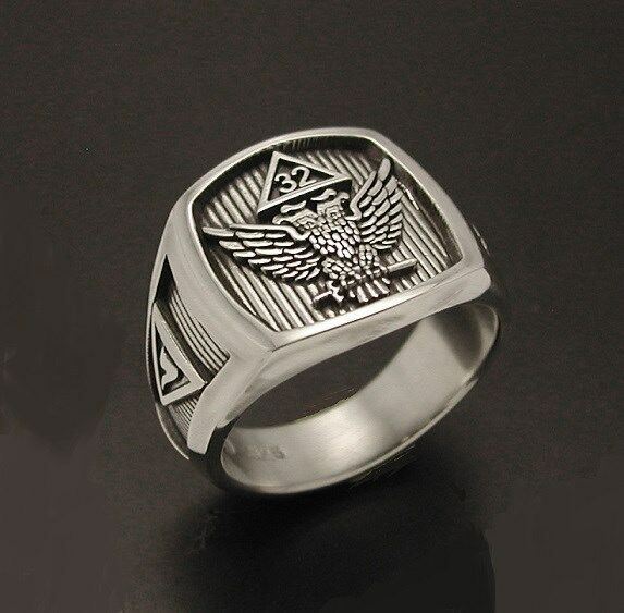 Scottish Rite Rings Ebay
