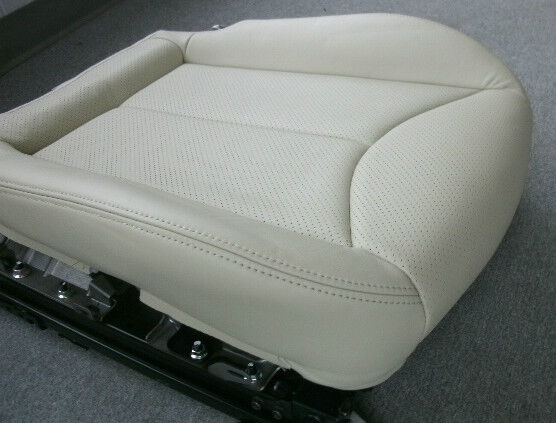 nissan right front seat cushion assembly leather 2008 2009 infiniti g37 ebay. Black Bedroom Furniture Sets. Home Design Ideas