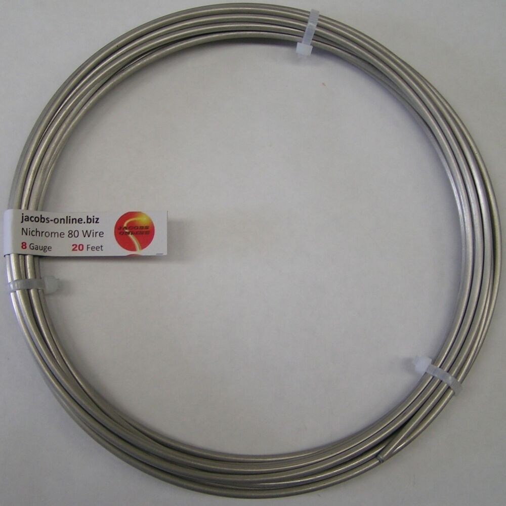 wire gauge and resistance relationship